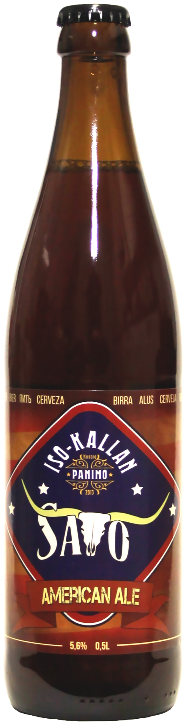 Iso-Kallan Savo American Ale