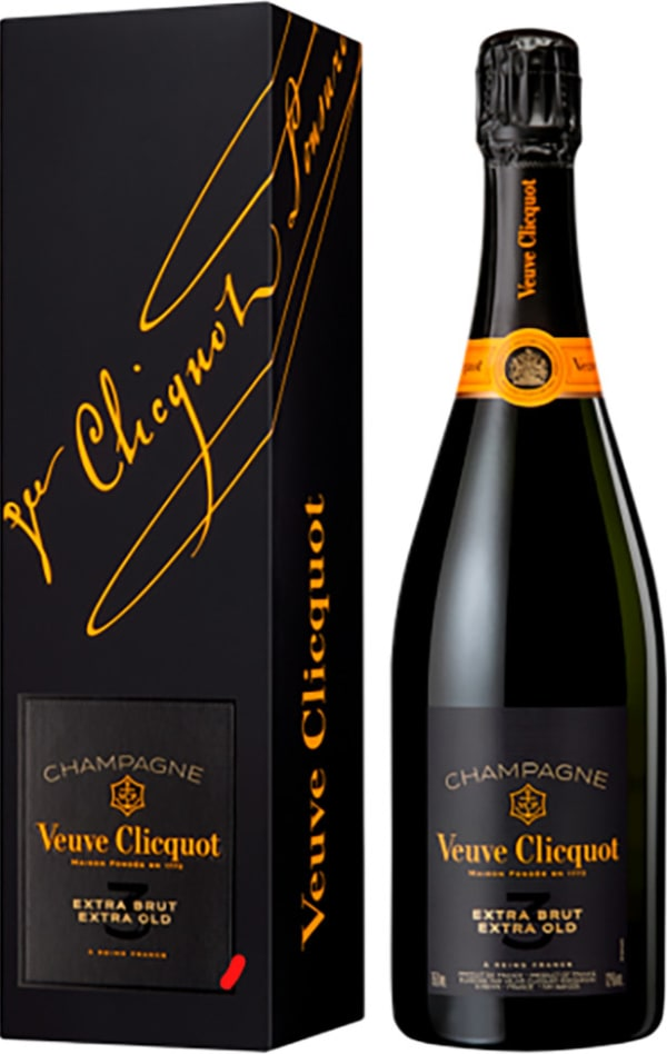 Veuve Clicquot Extra Old 2 Champagne Extra Brut