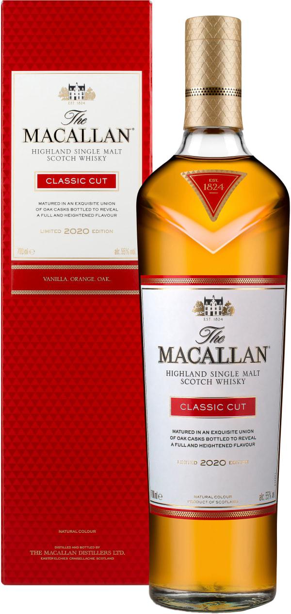 The Macallan Classic Cut 2020 Single Malt
