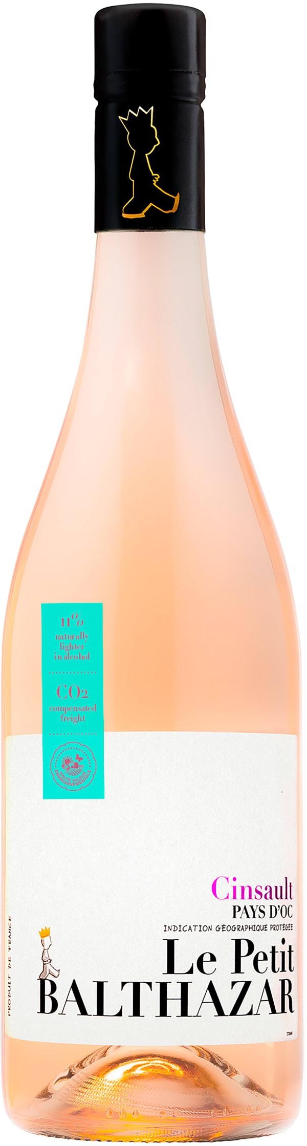 Le Petit Balthazar Cinsault Rosé 2017