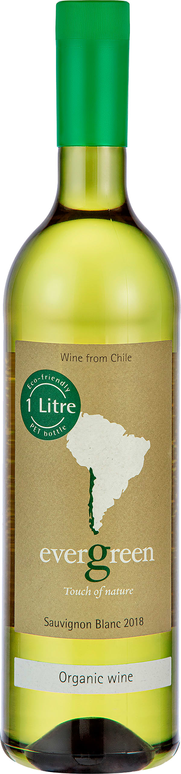 Evergreen Sauvignon Blanc 2016 muovipullo