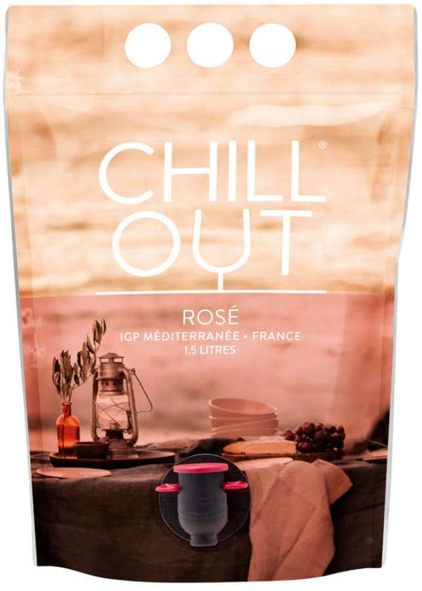 Chill Out Rosé 2018 viinipussi