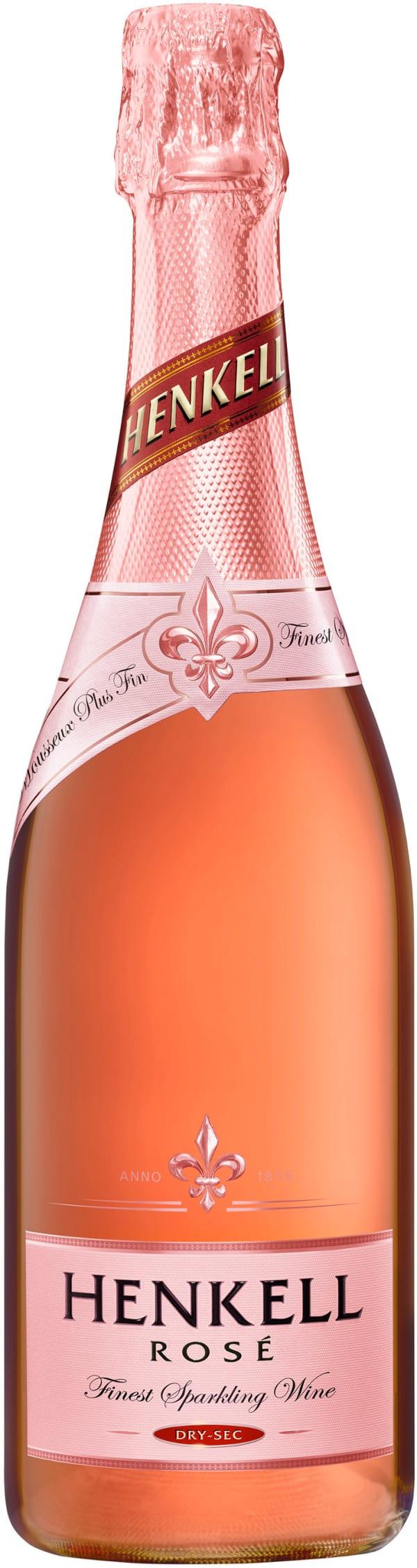 Henkell Rosé Sekt Dry