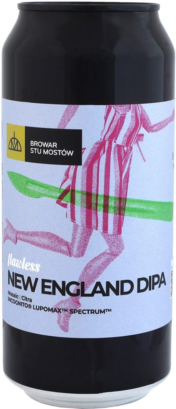 Stu Mostów Flawless New England DIPA can