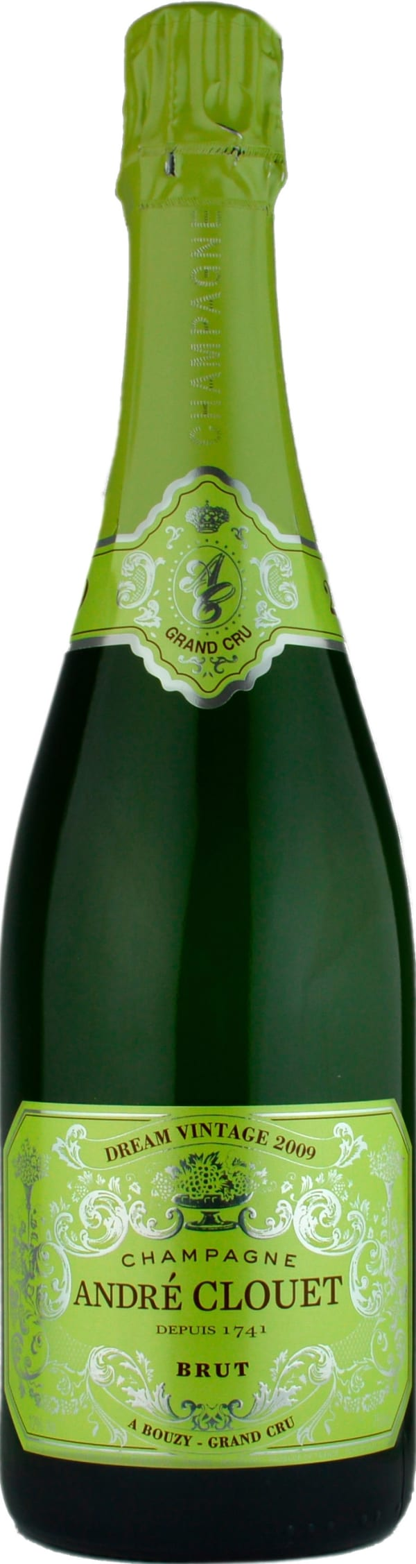 André Clouet Dream Vintage Grand Cru Champagne Brut 2006