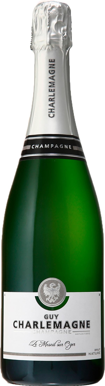 Guy Charlemagne Champagne Brut Nature