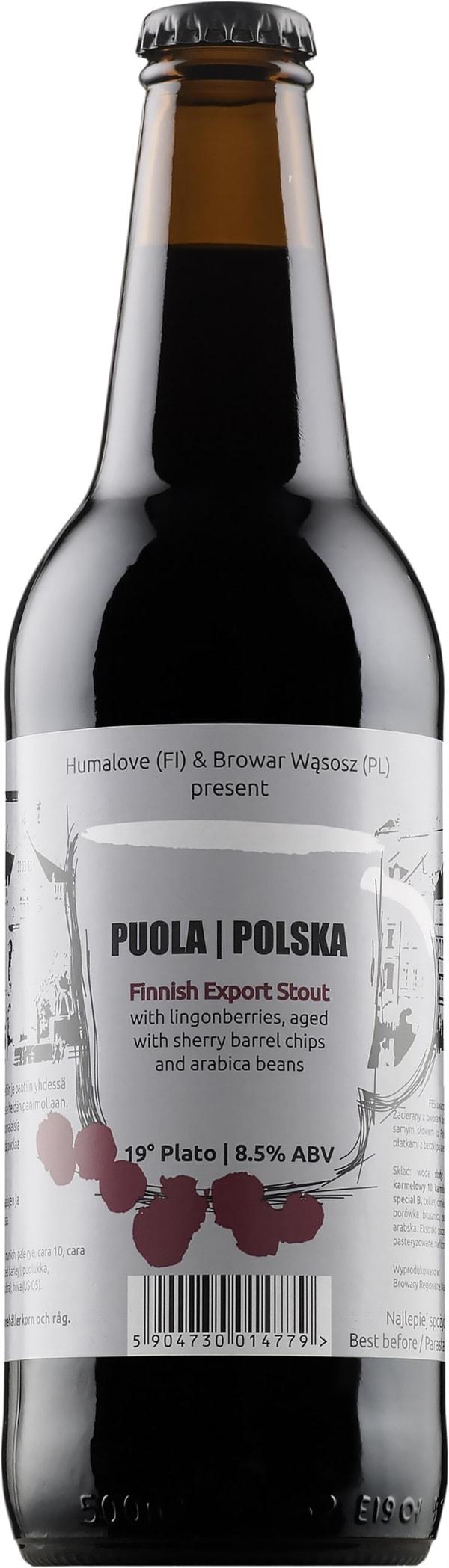 Humalove & Browar Wasosz  Puola   Polska