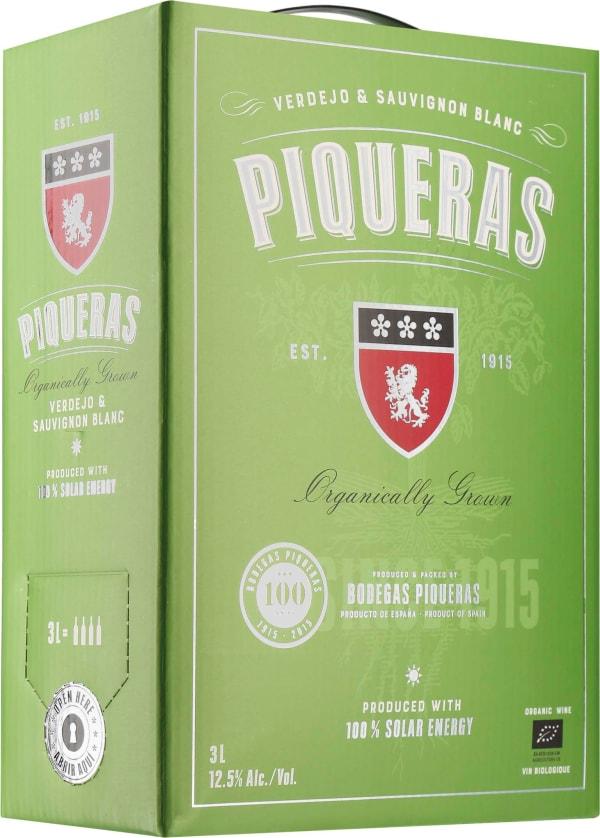 Piqueras Sauvignon Verdejo 2018 bag-in-box