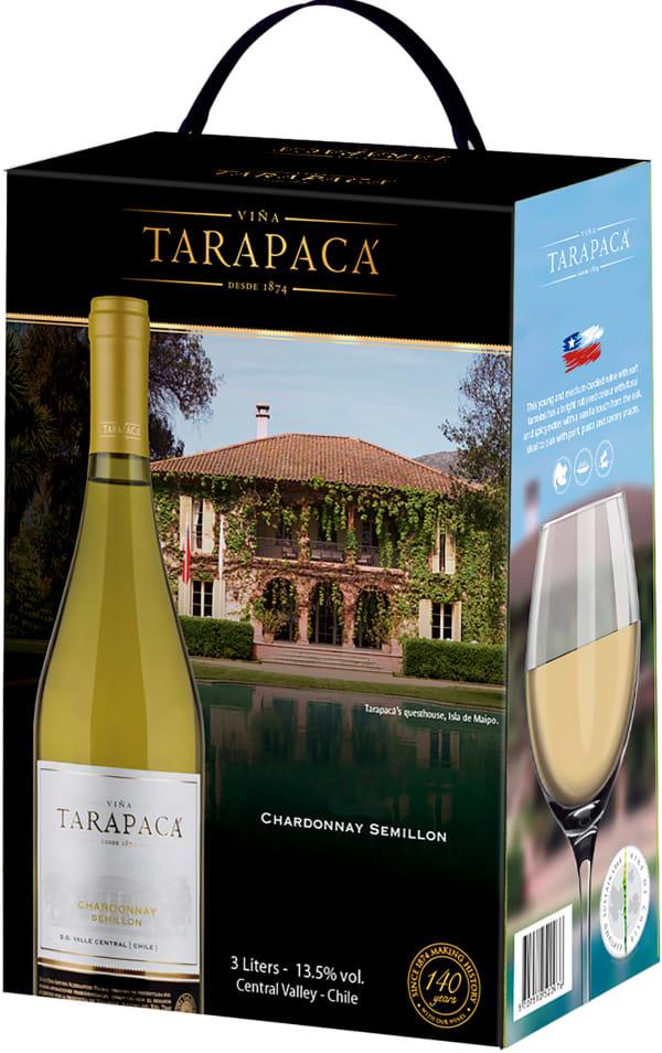 Tarapacá Chardonnay Semillón bag-in-box