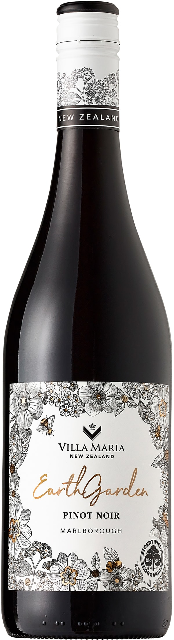 Villa Maria Cellar Selection Pinot Noir 2018
