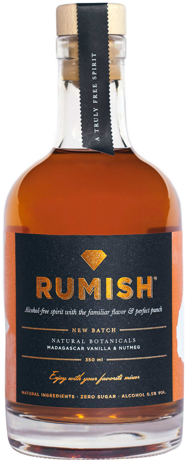 Rumish Alcohol Free Spirit