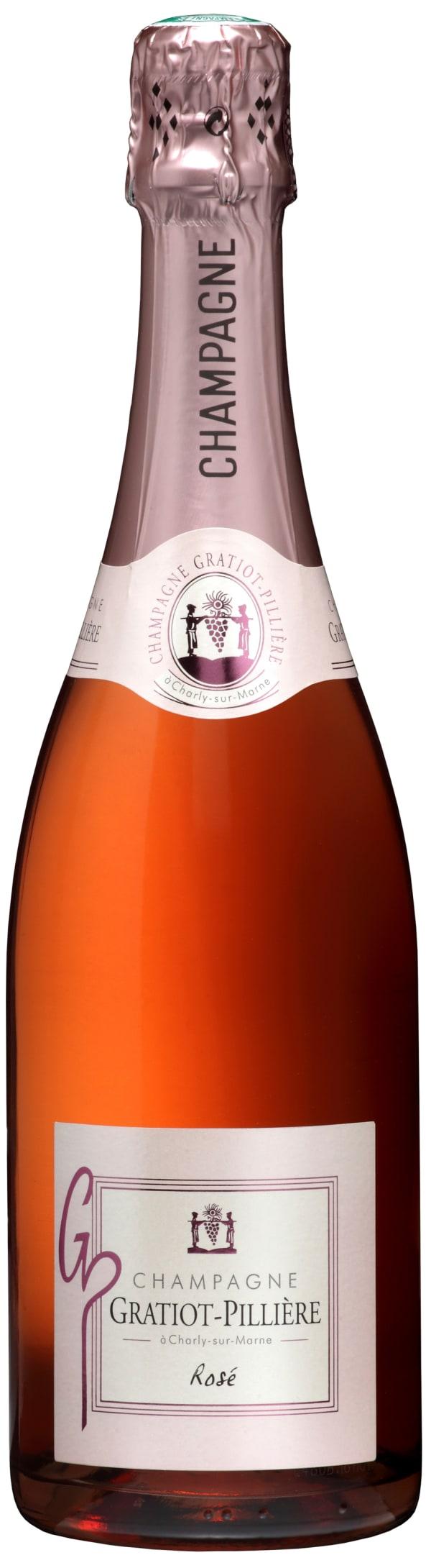 Gratiot Pilliére Rosé Champagne Brut