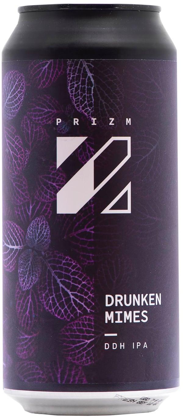 Prizm Drunken Mimes DDH IPA can