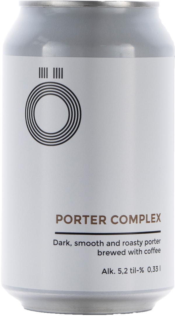Ö Brewing Porter Complex can