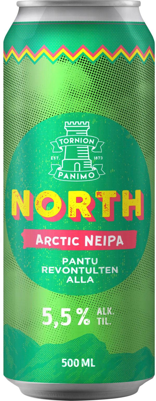 Tornion North Arctic NEIPA burk