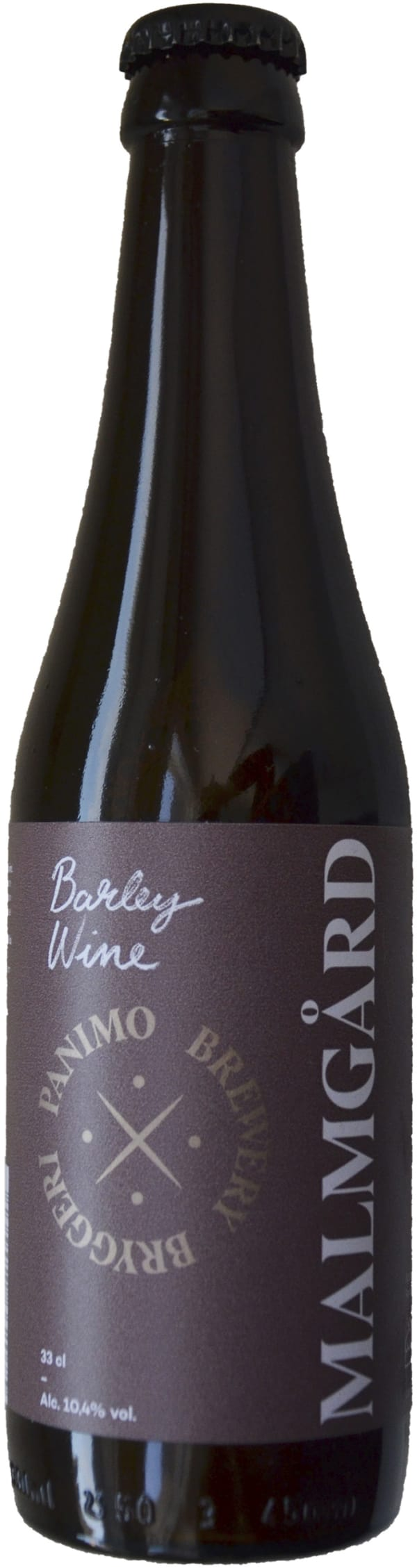 Malmgård Barley Wine 2018