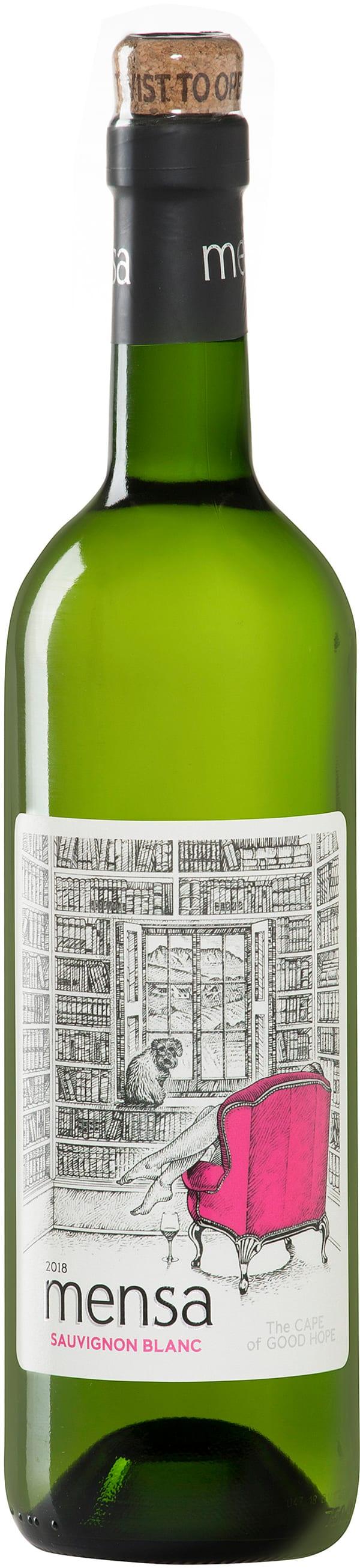 Mensa Sauvignon Blanc 2018