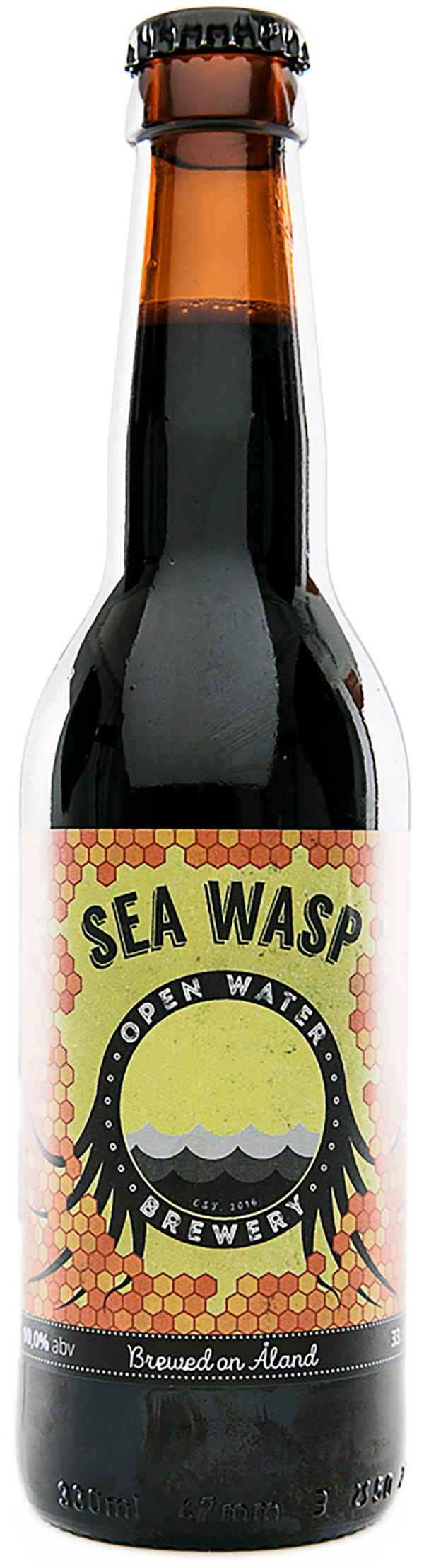Open Water Sea Wasp