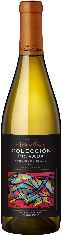 Navarro Correas Coleccion Privada Sauvignon Blanc  2016
