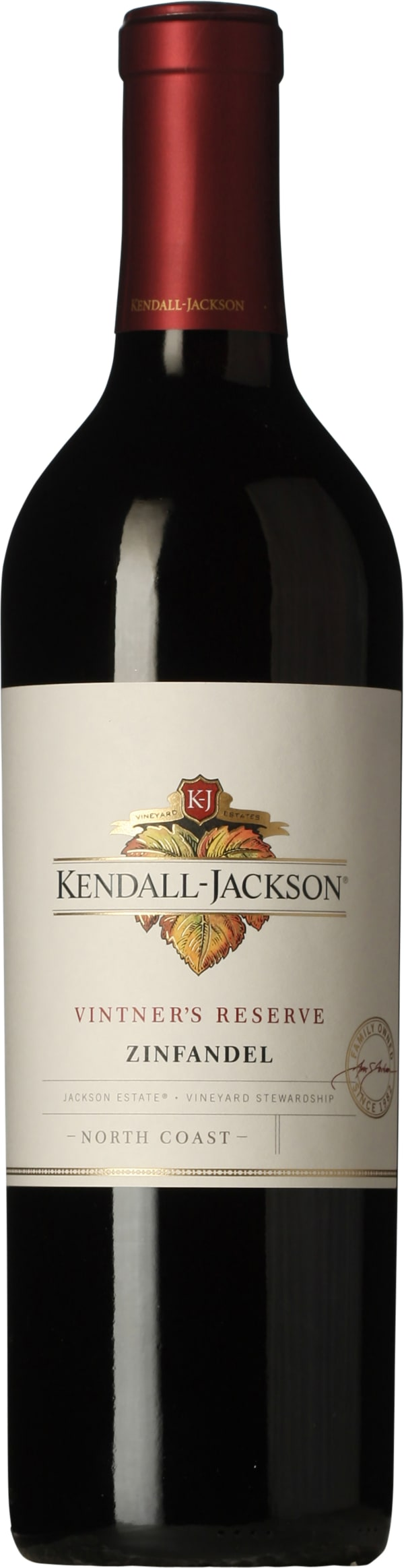 Kendall Jackson Vintners Reserve Zinfandel 2016