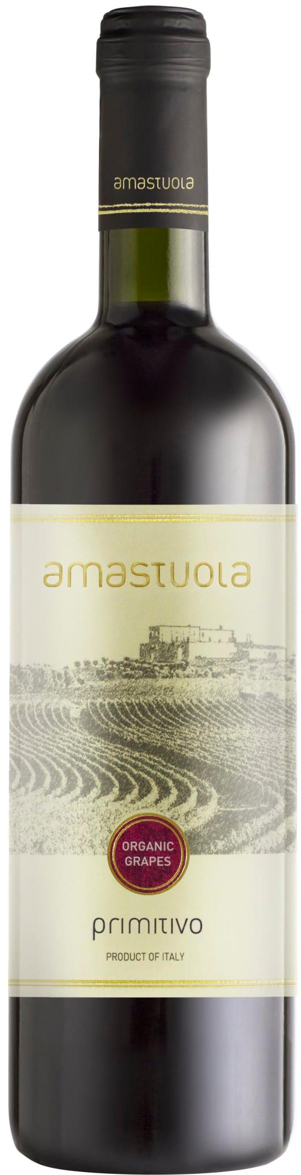 Amastuola Primitivo Organic 2016