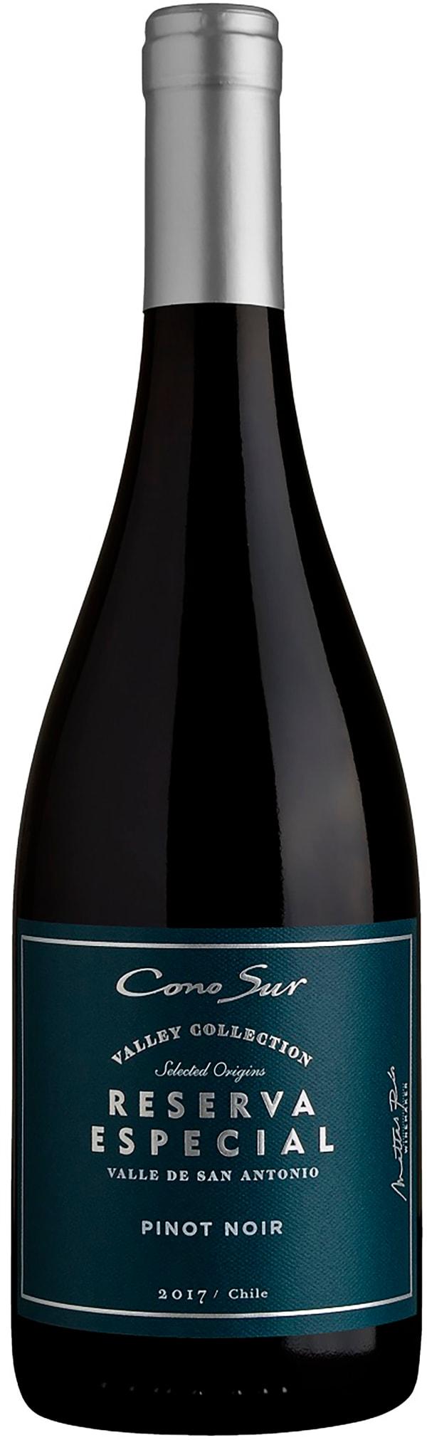Cono Sur Reserva Especial Pinot Noir 2017
