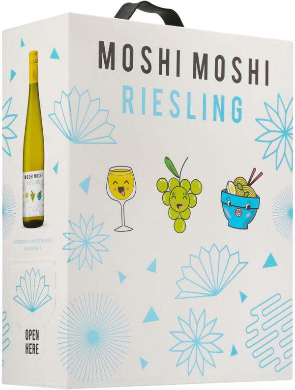 Moshi Moshi Riesling 2020 lådvin