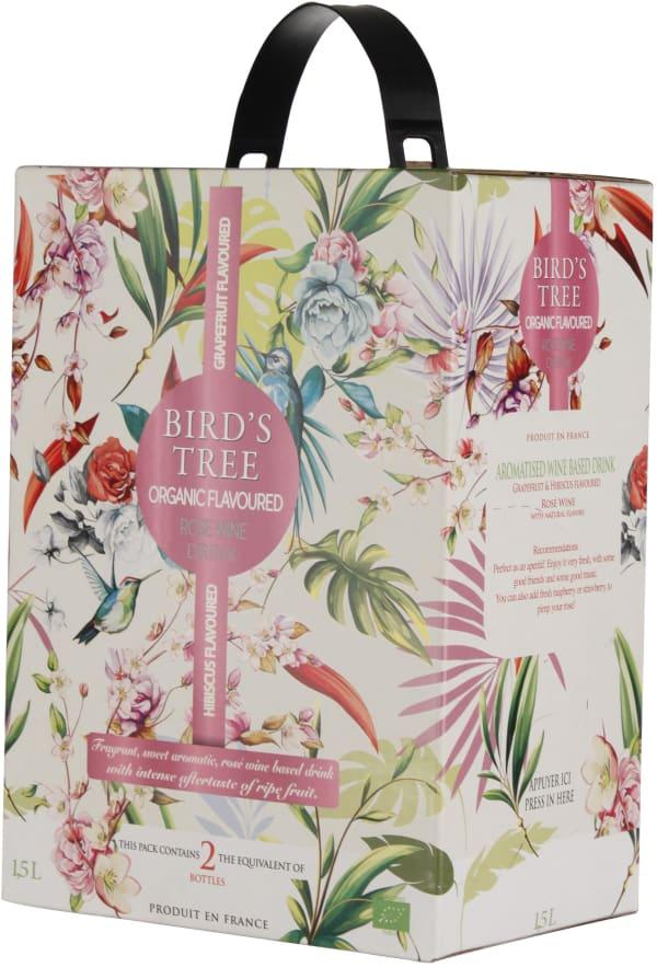Bird's Tree Organic Rose lådvin