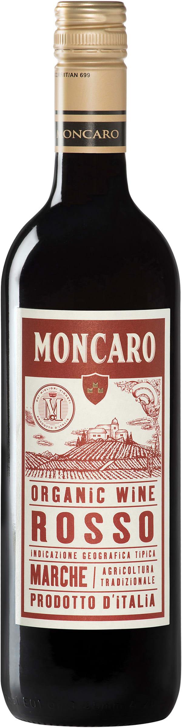 Moncaro Rosso Organic  2016