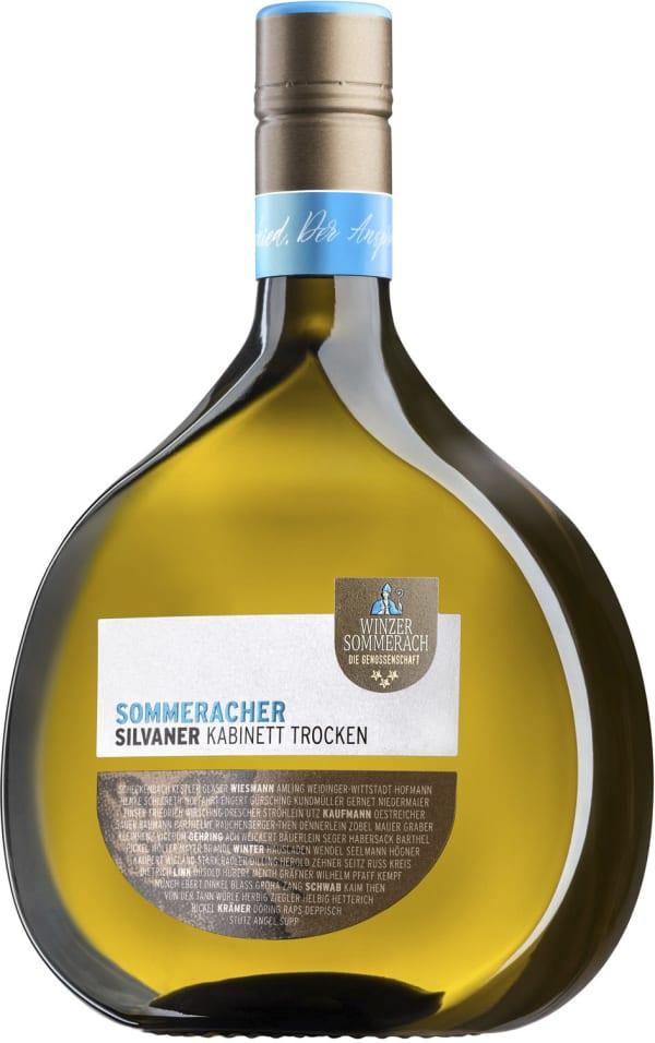 Winzer Sommerach Sommeracher Kabinett Trocken Silvaner 2018