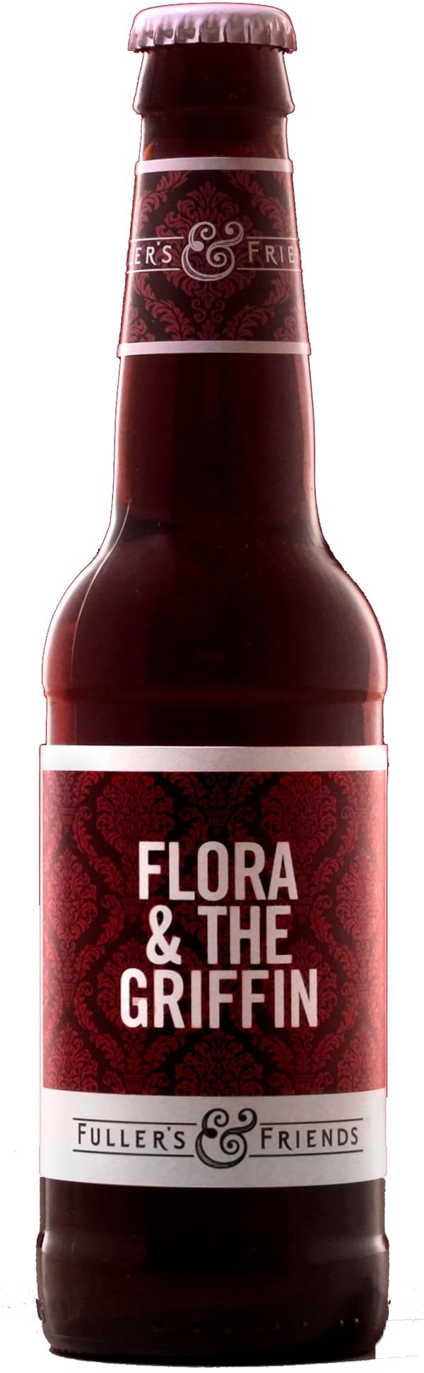 Fuller's & Friends Flora & the Griffin