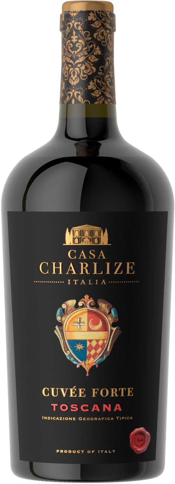 Casa Charlize Cuvée Forte