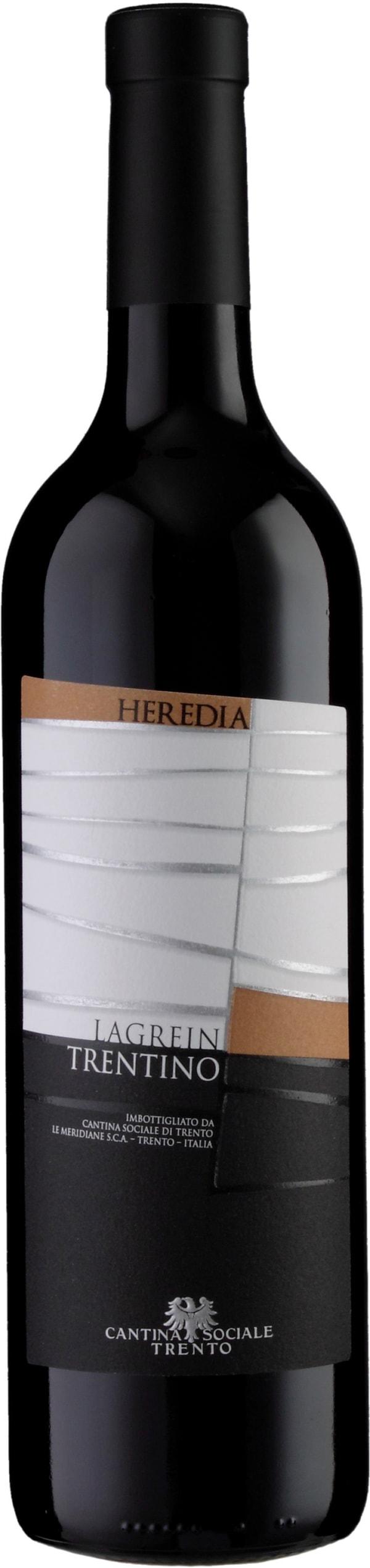Heredia Lagrein 2018