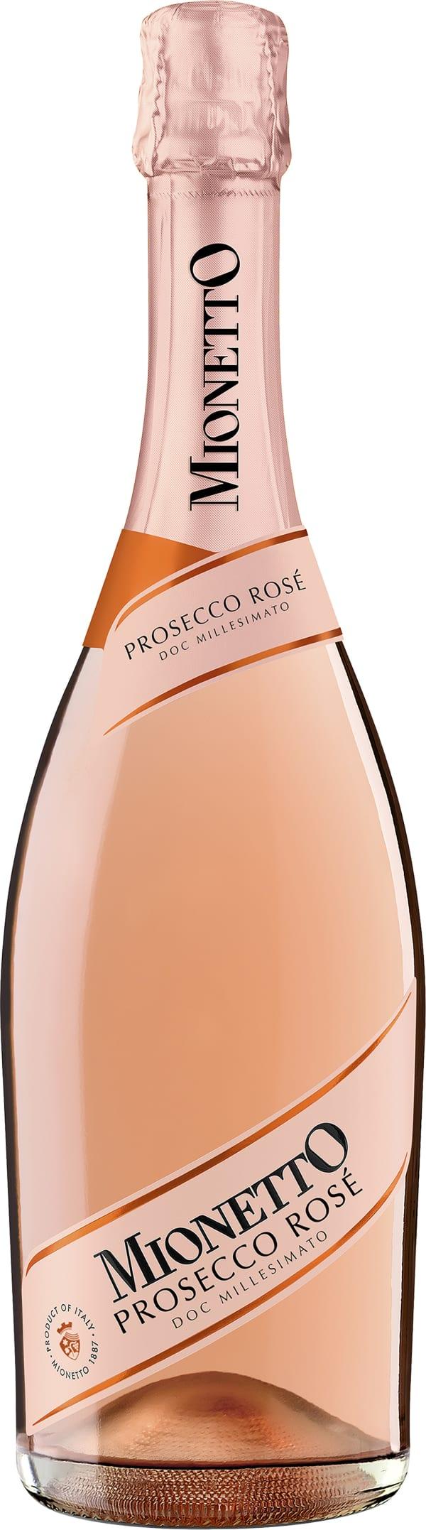 Mionetto Millesimato Prosecco Rosé 2019