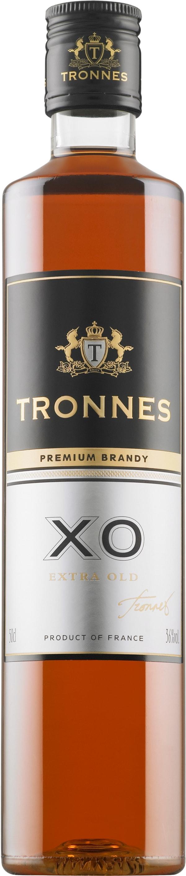 Tronnes XO plastic bottle