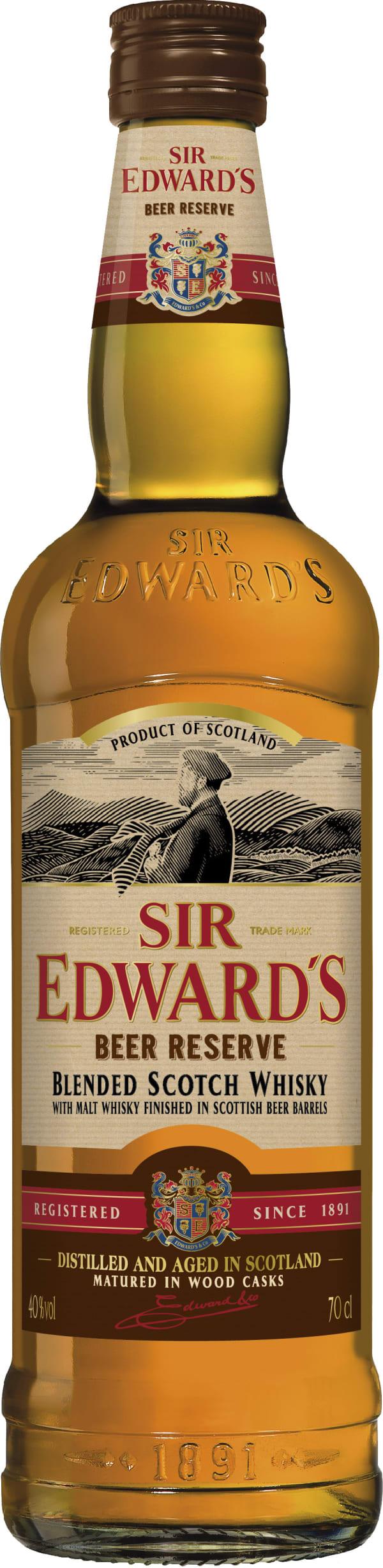 Sir Edward's Beer Reserve
