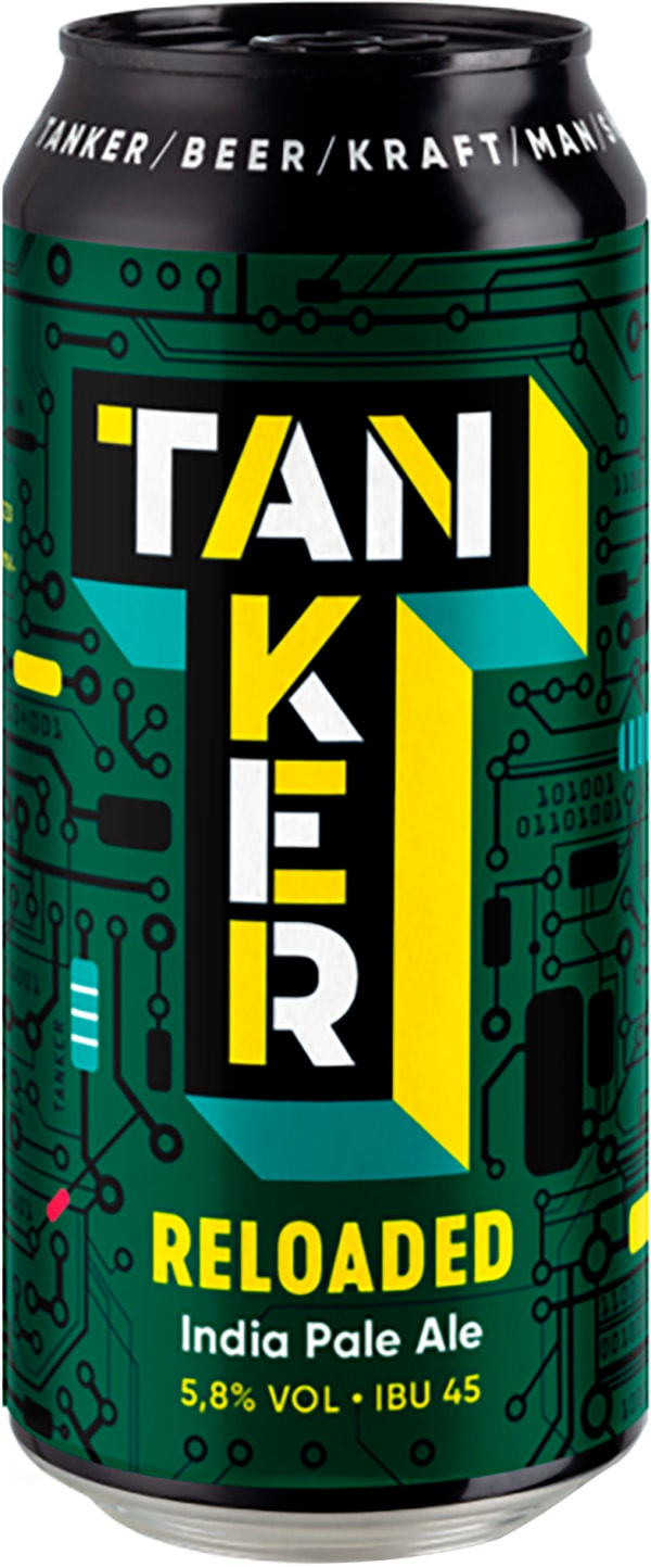 Tanker Reloaded IPA can