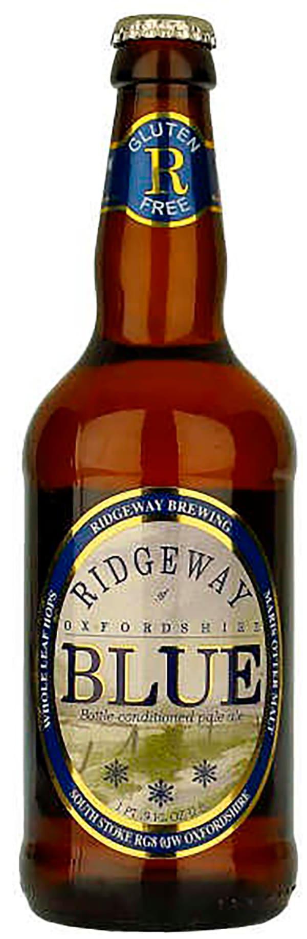 Ridgeway Blue Pale Ale Gluten Free