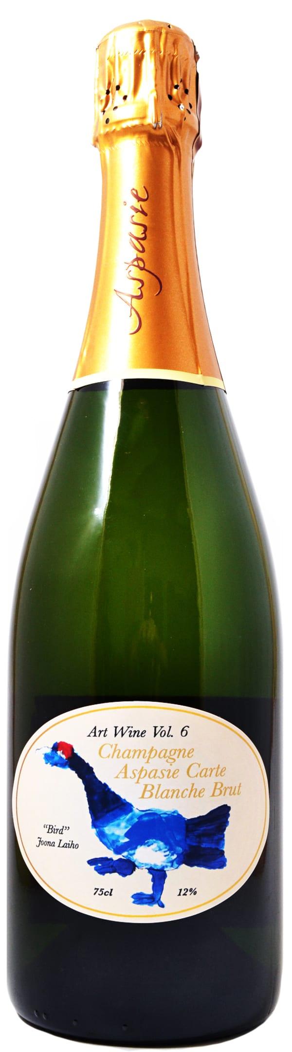Ariston Aspasie Carte Blanche Art Wine Vol. 6 Champagne Brut