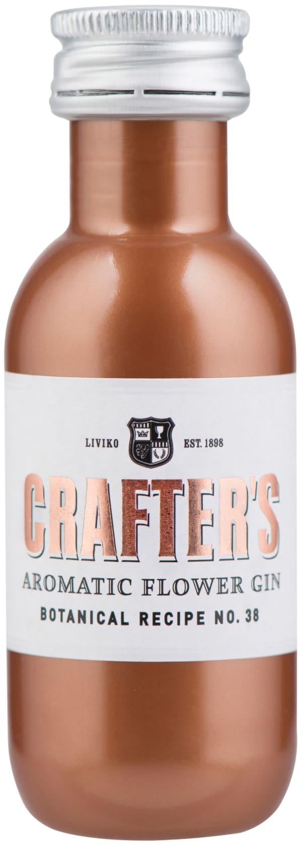 Crafter's Aromatic Flower Gin plastic bottle