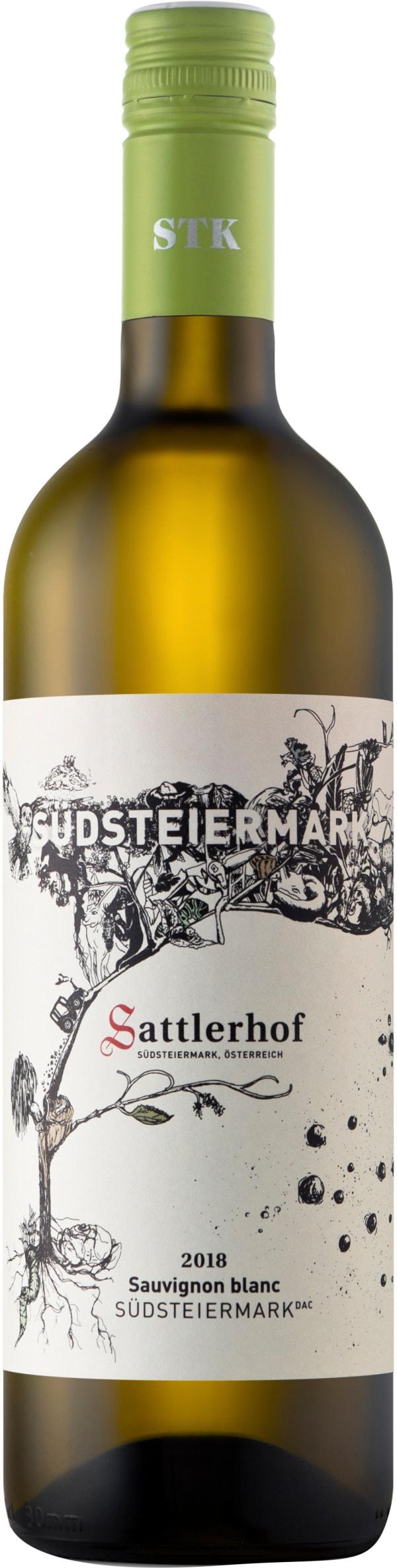 Sattlerhof Südsteiermark Sauvignon Blanc 2018
