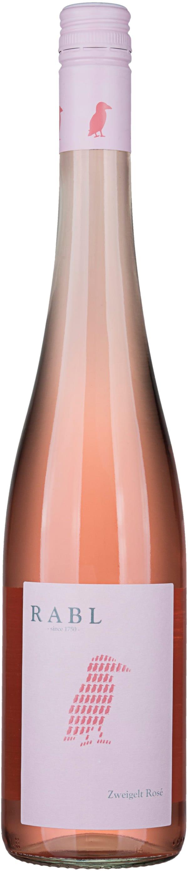 Rabl Zweigelt Rosé 2018