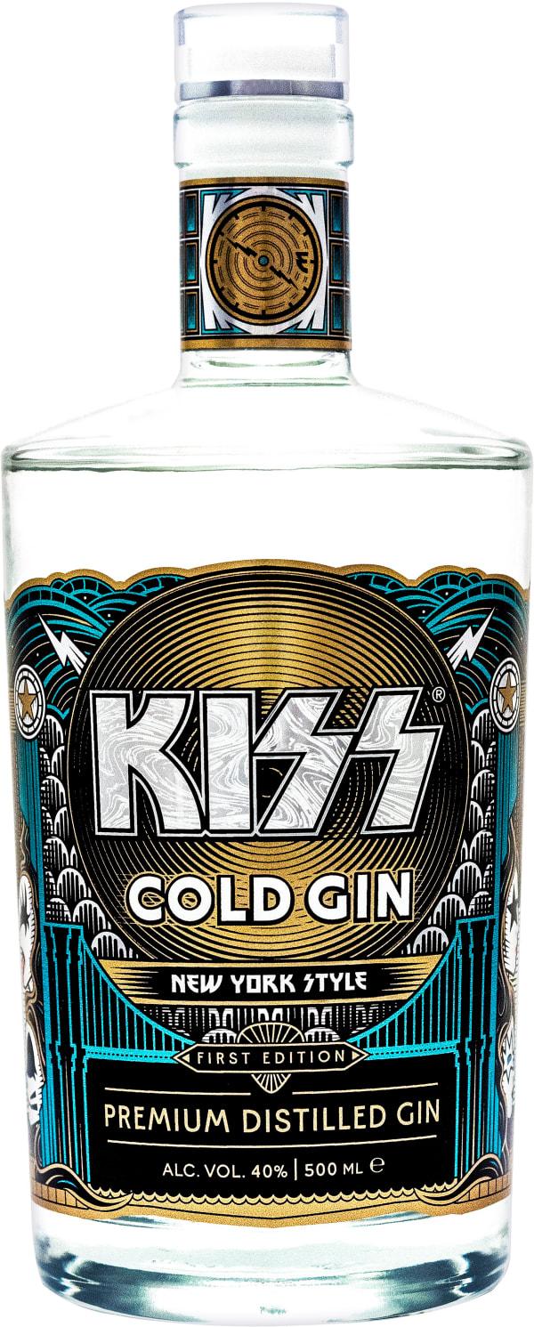 Kiss Cold Gin