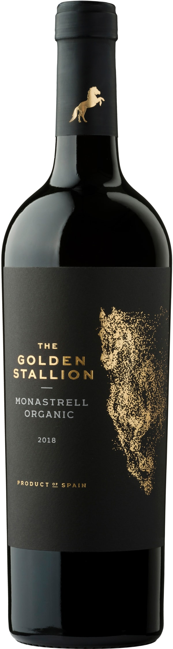 The Golden Stallion Organic Monastrell 2018