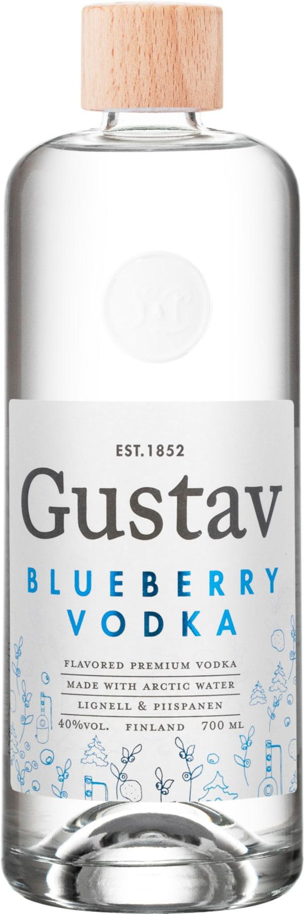 Gustav Blueberry Vodka