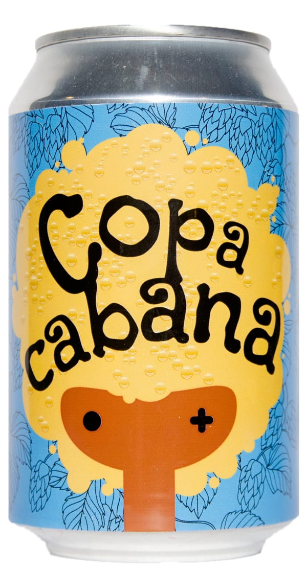 Cool Head Brew Copacabana