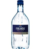 Finlandia Vodka plastic bottle