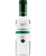 Greenfield Organic Distilled Gin plastic bottle