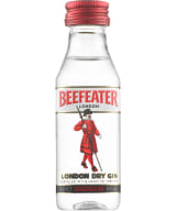 Beefeater London Dry Gin plastic bottle