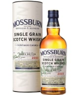 Mossburn North British 2003 Single Grain